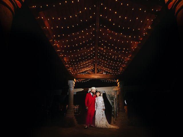 La boda de Jose y Eli en La Torre De Esteban Hambran, Toledo 47