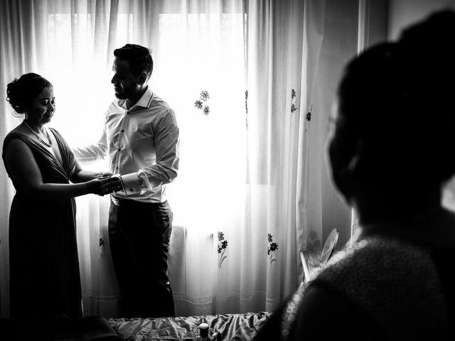 La boda de Junior y Alenni en Argamasilla De Alba, Ciudad Real 8