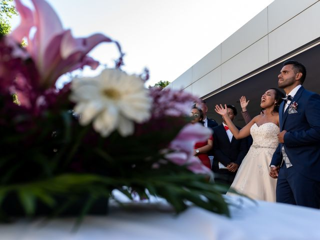 La boda de Junior y Alenni en Argamasilla De Alba, Ciudad Real 24