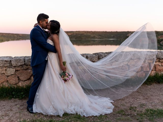 La boda de Junior y Alenni en Argamasilla De Alba, Ciudad Real 26