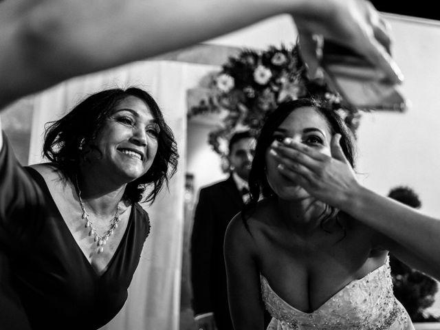La boda de Junior y Alenni en Argamasilla De Alba, Ciudad Real 2