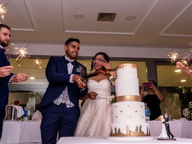 La boda de Junior y Alenni en Argamasilla De Alba, Ciudad Real 27