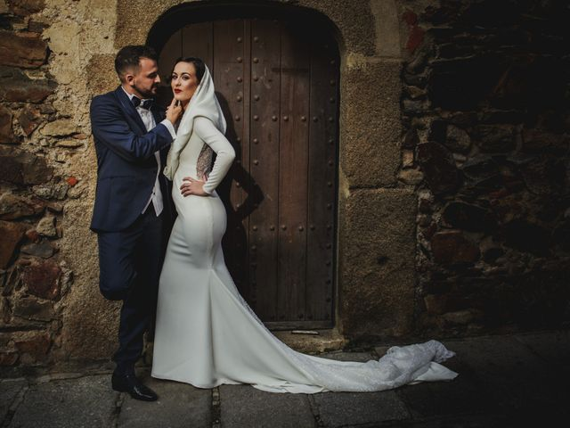 La boda de Alberto y Lorena en Cáceres, Cáceres 67