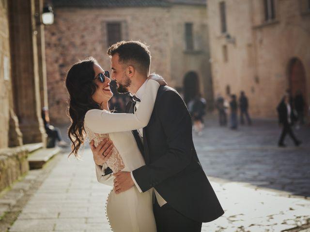 La boda de Alberto y Lorena en Cáceres, Cáceres 72