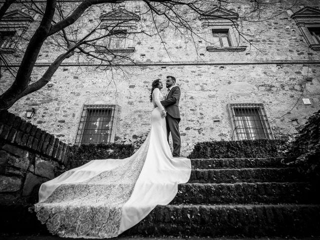 La boda de Alberto y Lorena en Cáceres, Cáceres 74