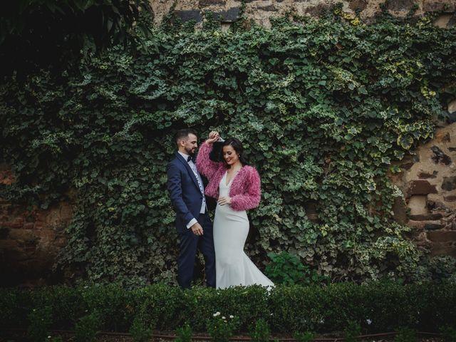 La boda de Alberto y Lorena en Cáceres, Cáceres 75