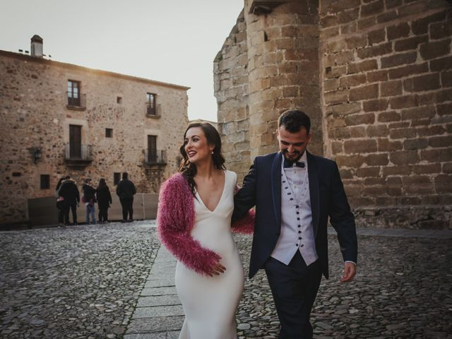 La boda de Alberto y Lorena en Cáceres, Cáceres 78