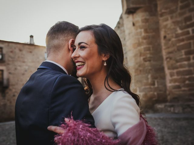 La boda de Alberto y Lorena en Cáceres, Cáceres 79