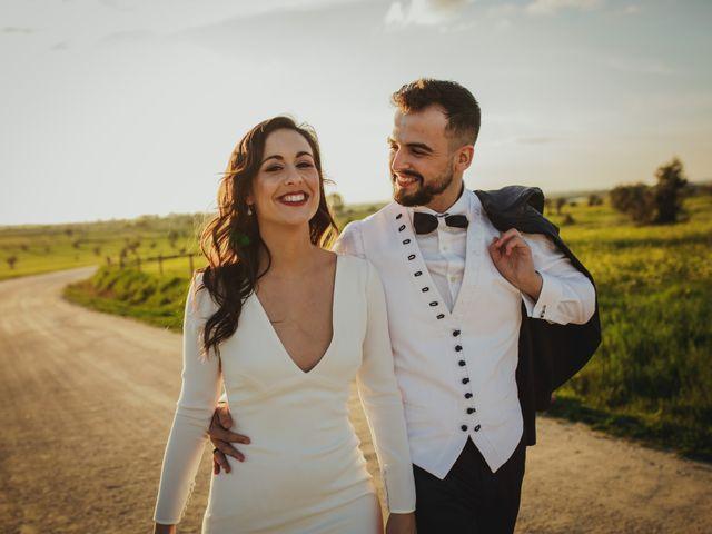 La boda de Alberto y Lorena en Cáceres, Cáceres 81