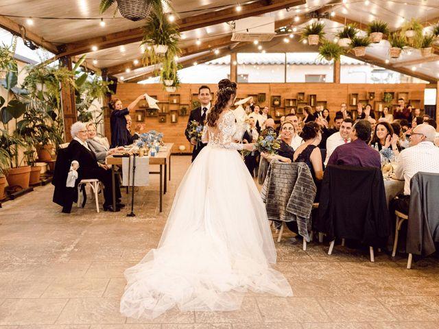 La boda de Albert y Núria en Sant Pere De Ribes, Barcelona 2