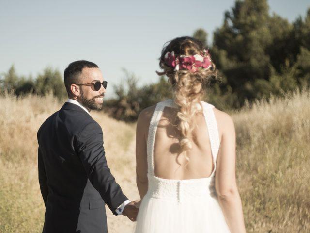 La boda de Alejandro y Desirée