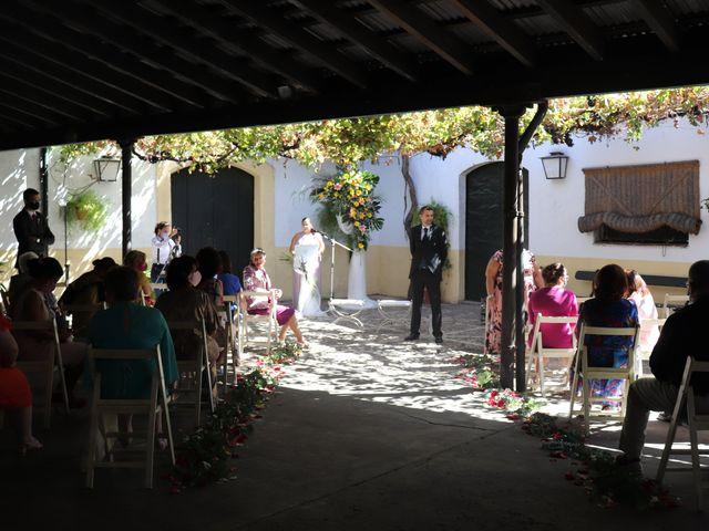 La boda de Fran y Ely en Jerez De La Frontera, Cádiz 2