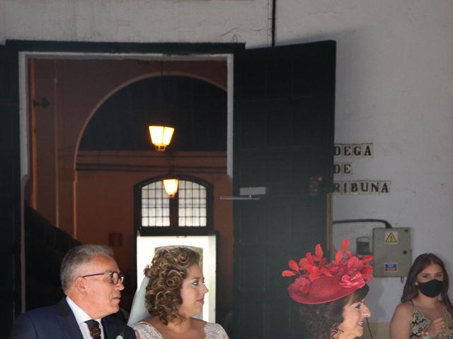 La boda de Fran y Ely en Jerez De La Frontera, Cádiz 3
