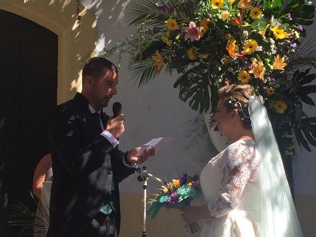 La boda de Fran y Ely en Jerez De La Frontera, Cádiz 10