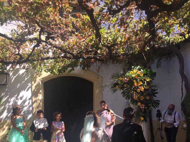 La boda de Fran y Ely en Jerez De La Frontera, Cádiz 11
