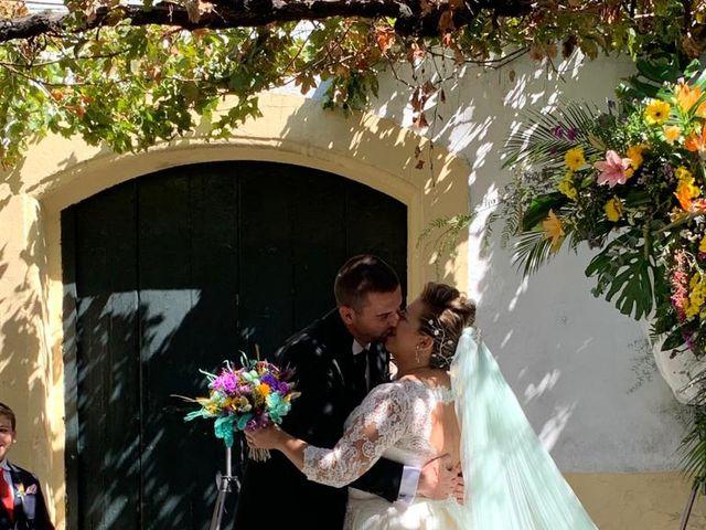 La boda de Fran y Ely en Jerez De La Frontera, Cádiz 12