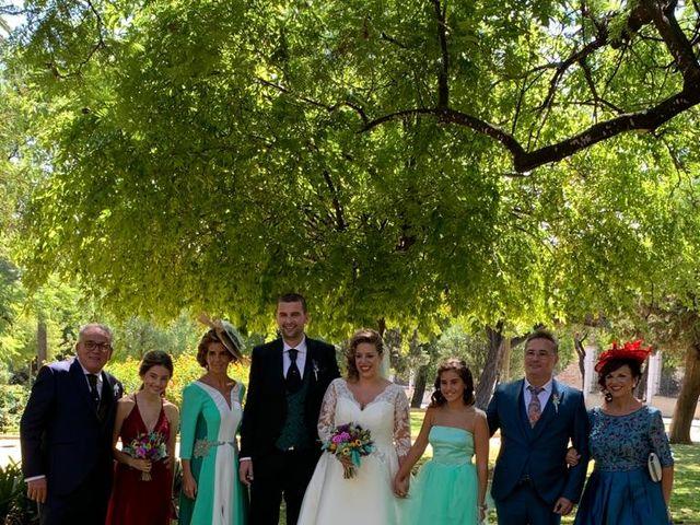 La boda de Fran y Ely en Jerez De La Frontera, Cádiz 14