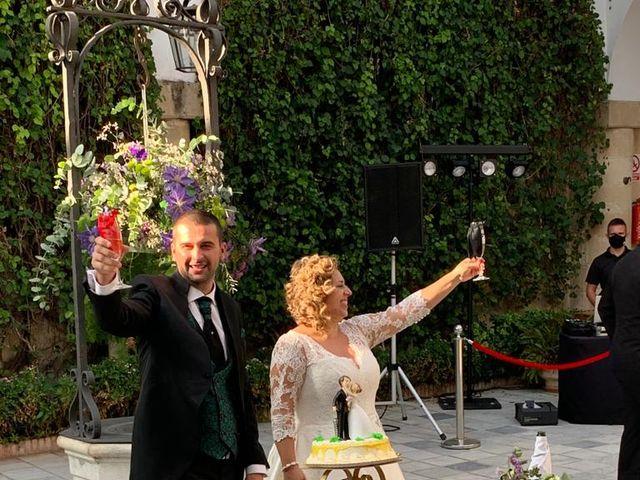 La boda de Fran y Ely en Jerez De La Frontera, Cádiz 15