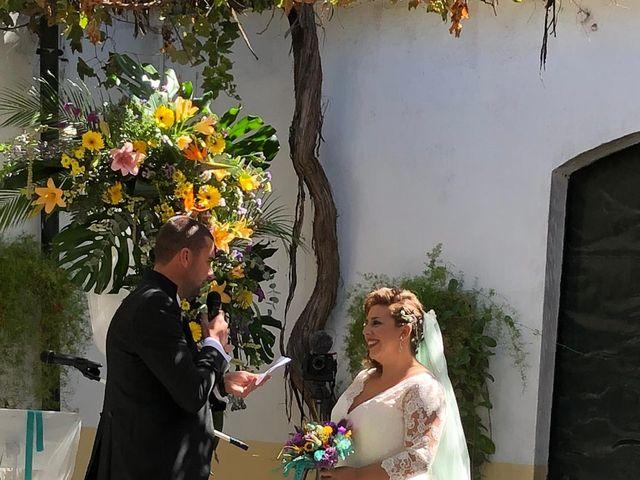 La boda de Fran y Ely en Jerez De La Frontera, Cádiz 17
