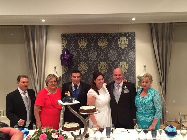 La boda de Roberto  y Tamara en Leganés, Madrid 1