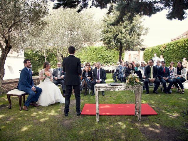 La boda de Manuel y Graciela en Arroyo De La Encomienda, Valladolid 7