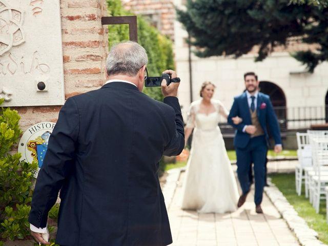 La boda de Manuel y Graciela en Arroyo De La Encomienda, Valladolid 10