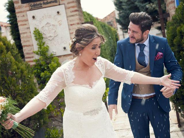 La boda de Manuel y Graciela en Arroyo De La Encomienda, Valladolid 11