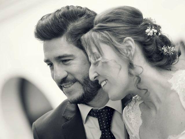 La boda de Manuel y Graciela en Arroyo De La Encomienda, Valladolid 13