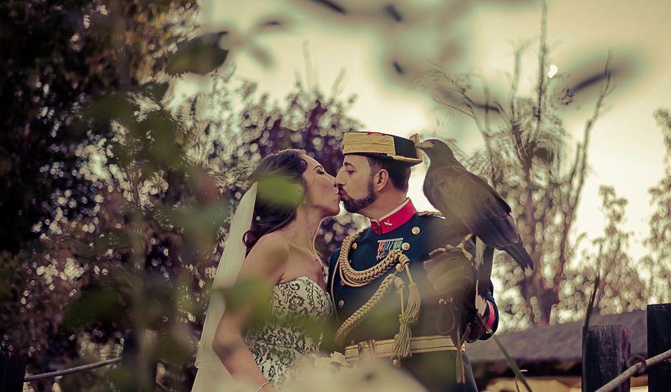 La boda de Mónica  y Javier en Yunclillos, Toledo