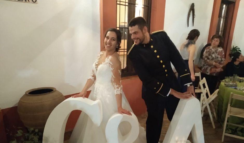 La boda de Andrea  y Carlos  en Sevilla, Sevilla