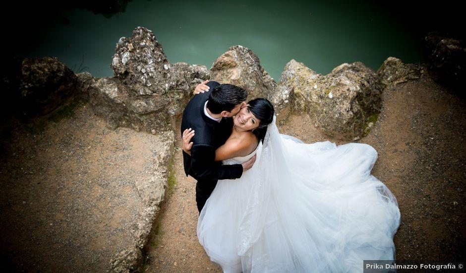 La boda de Carlos y Yris en Reus, Tarragona