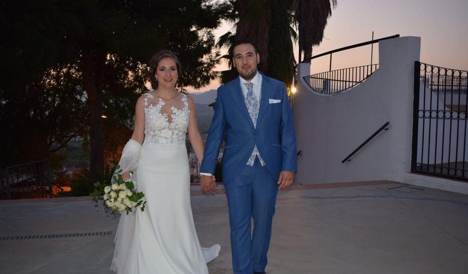 La boda de Samuel y Carmen Maria en Málaga, Málaga