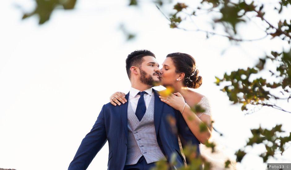 La boda de Fran y Roser en La Selva Del Camp, Tarragona