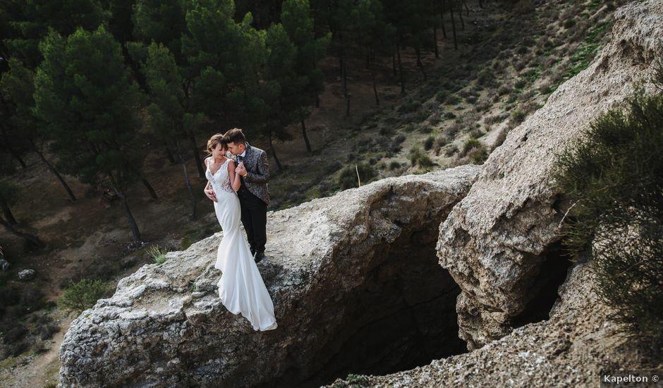 La boda de Andreu y Silvia en Gandia, Valencia