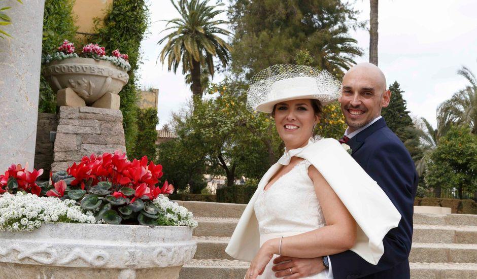 La boda de Aurora y Esteban en Córdoba, Córdoba