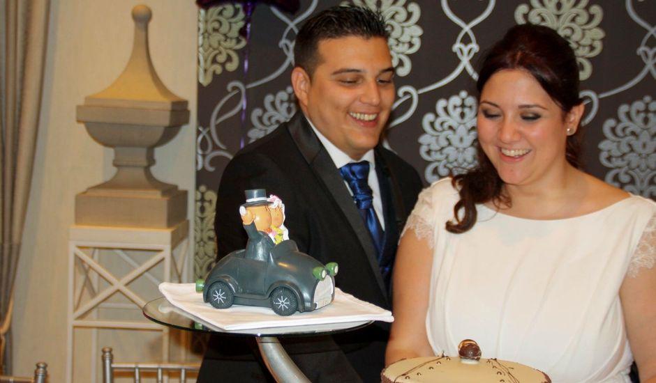 La boda de Roberto  y Tamara en Leganés, Madrid