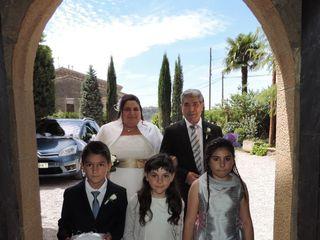 La boda de Georgina y Daniel 1