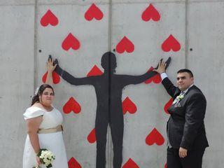 La boda de Georgina y Daniel 2