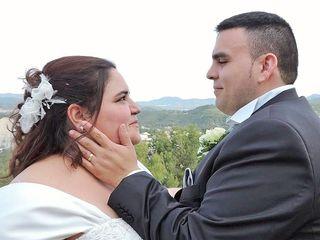 La boda de Georgina y Daniel