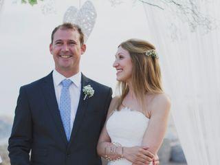 La boda de Alba y Nick