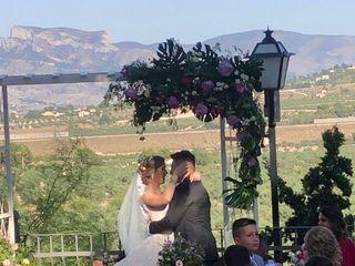 La boda de Klaudia y Lander 1