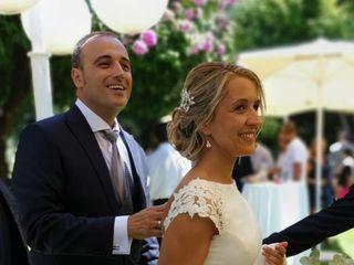 La boda de Mon y Miguel