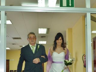 La boda de Antonio y Yolanda 1