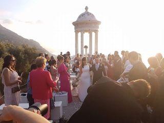 La boda de Marina  y Tomeu 1