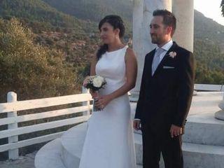La boda de Marina  y Tomeu 2