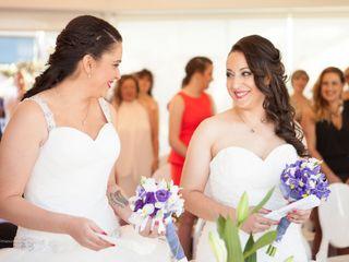 La boda de Paula y Raquel 1