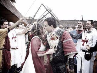 La boda de Miriam y Carlos
