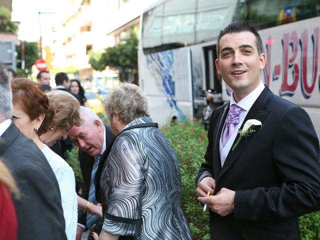 La boda de Yolanda y Antonio en Sant Adria De Besos, Barcelona 24