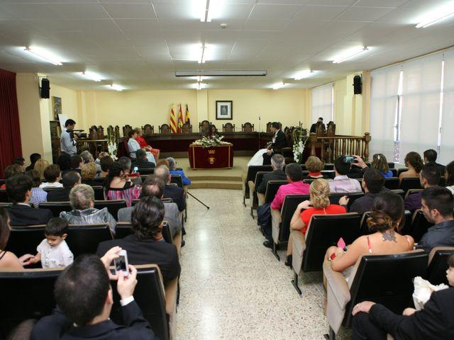 La boda de Yolanda y Antonio en Sant Adria De Besos, Barcelona 27