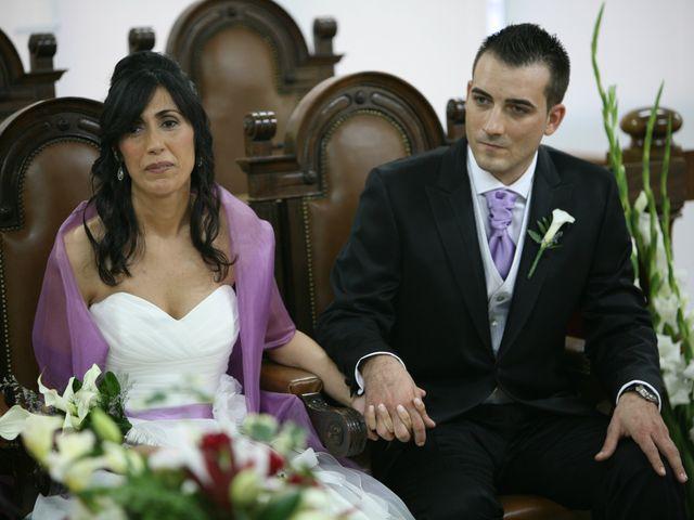 La boda de Yolanda y Antonio en Sant Adria De Besos, Barcelona 28